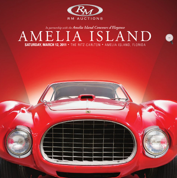 Vintage Cars at RM's Amelia Island Auction Live