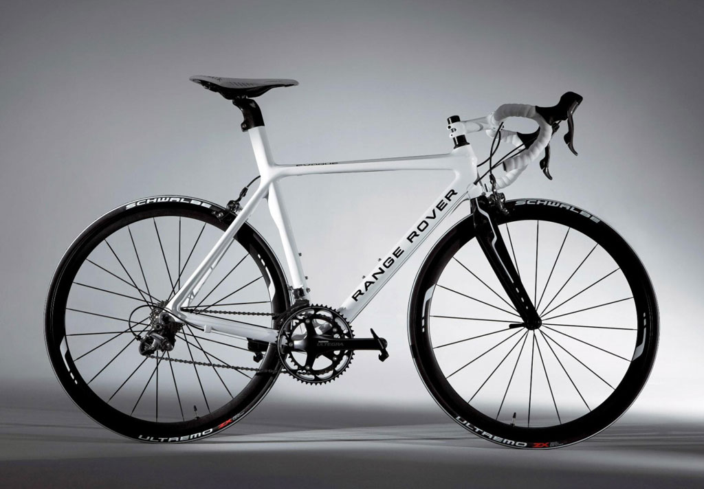 Fast and Agile &#8211; Range Rover Evoque Road Bike
