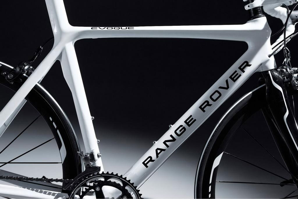 Range Rover Evoque Road Bike