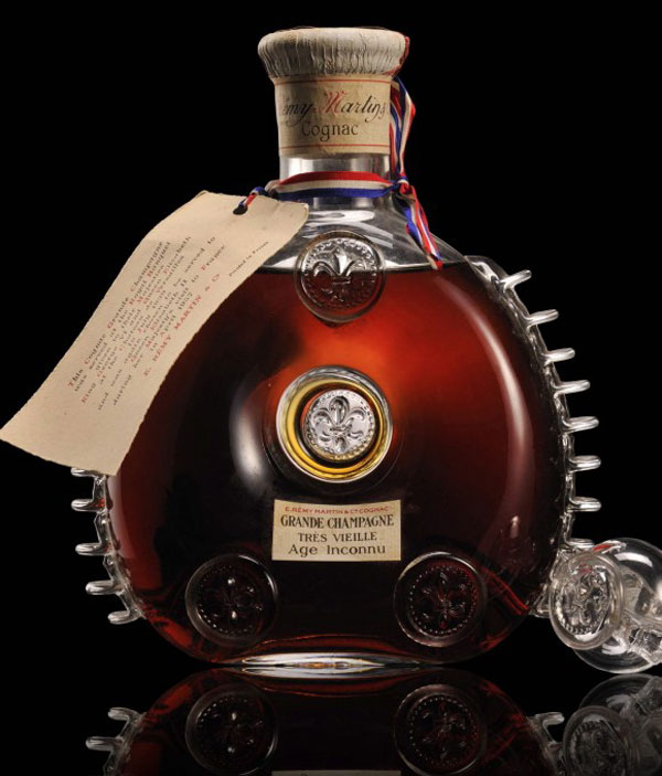 Remy Martin Louis XIII Grande Champagne Tres Vieille Age Inconnu Cognac