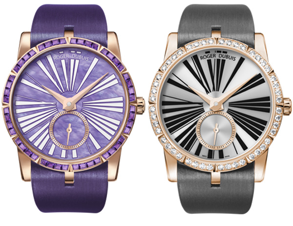 Roger Dubuis Excalibur Lady Watch