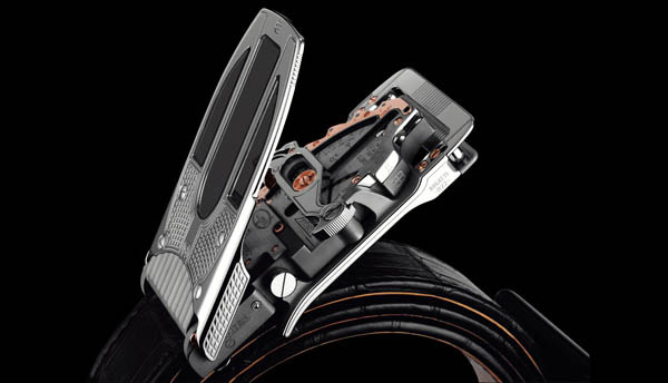 Roland Iten R22 Mk.I-22mm Bugatti Edition Mechanical Buckle
