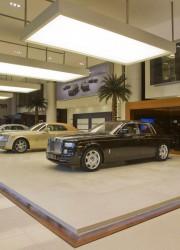 Rolls-Royce Flagship Showroom Opens in Abu Dhabi