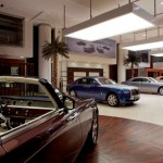 Rolls-Royce Flagship Showroom Opens in Abu Dhabi