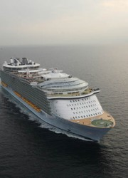 Royal Carribean's Allure of the Seas - The World's Largest Cruise Ship