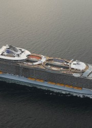 Floating City – Allure Of The Seas, The World's Largest Cruise Ship