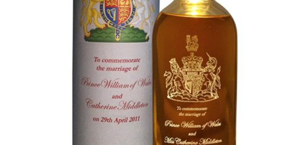 Royal Wedding Single Malt For Kate And William