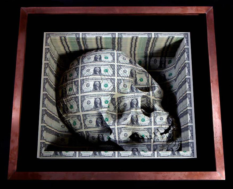 Noblesse Oblige Expensive Skull By Scott Campbell