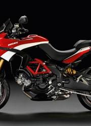 Special Edition Ducati Multistrada 1200 S Pikes Peak Motorcycle