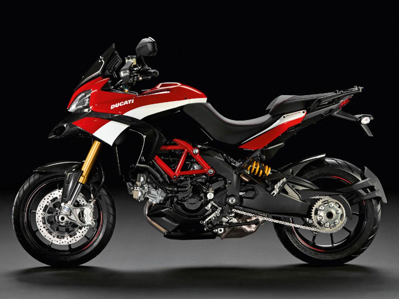 Special Edition Ducati Multistrada 1200 S Pikes Peak