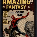 First Spider-Man's Comic Fetch $1.1 million