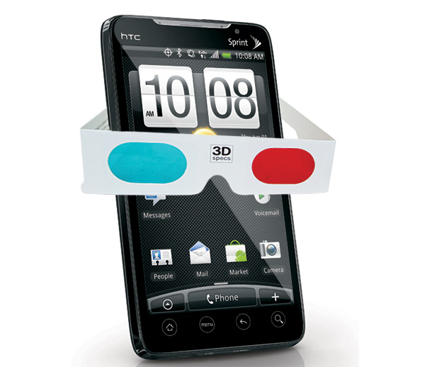 Sprint CTIA HTC 3D