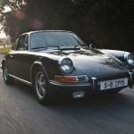 Steve McQueen's 1970 Porsche 911S Le Mans Set for RM's Monterey Auction