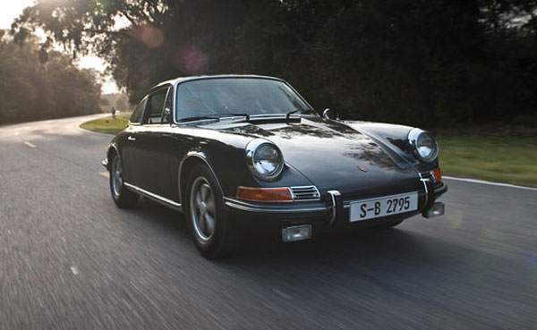Steve McQueen&#8217;s 1970 Porsche 911S Le Mans Set for RMs Monterey Auction