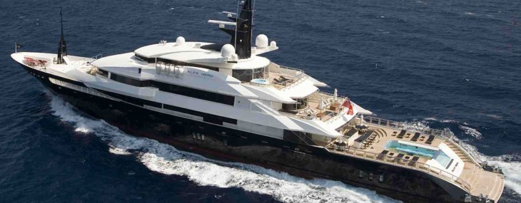 World's Most Expensive Superyacht Charter – Steven Spielberg's New Seven Seas Yacht