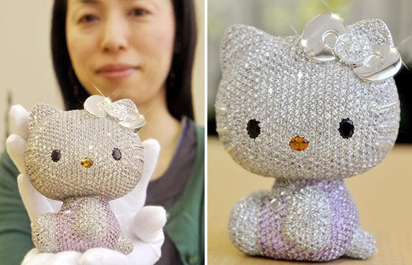 Super Hello Kitty Jewel Doll