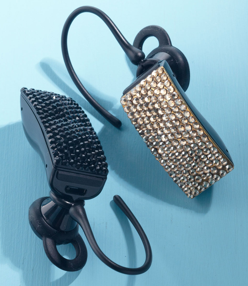 Swarovski Jeweled Jawbone Icon Bluetooth Headset