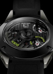 TAG Heuer Mikrotimer Flying 1000 Concept Chronograph Sets a New Milestone in Mechanical Precision