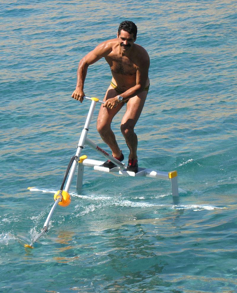 The Aqua Skipper
