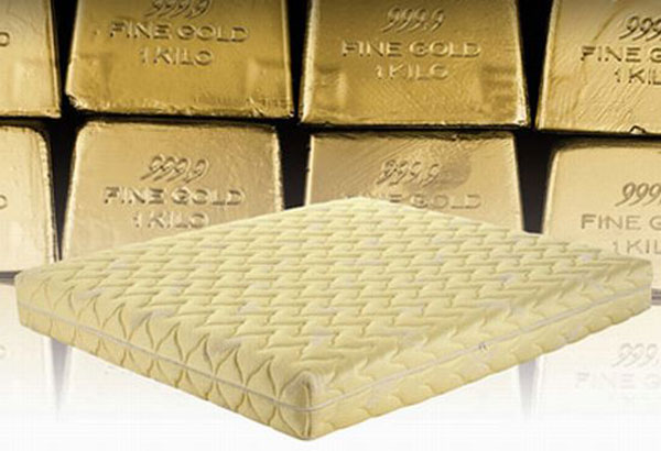 The Gold Mattress
