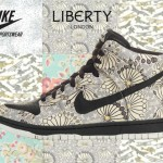 The Liberty Nike Spring/Summer 2011 Flowered Snickers