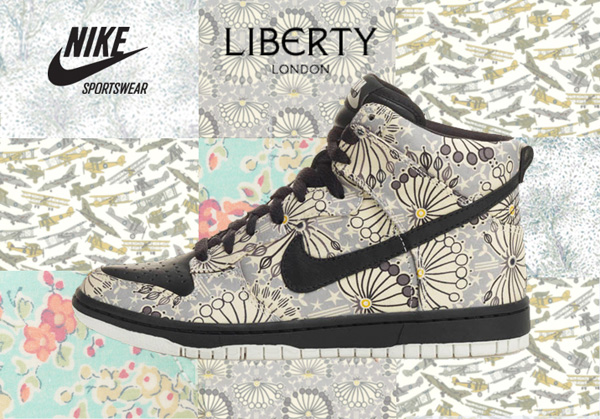 The Liberty Nike Spring/Summer Collection