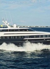 The Octopussy Superyacht Is Back In Action At The 2011 Palm Beach Boat Show