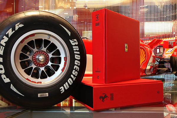 Cavallino Rampante Edition Official Ferrari Opus