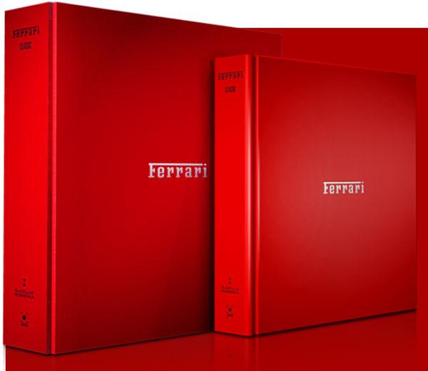 Classic Edition Official Ferrari Opus