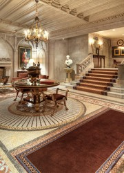 The Woolworth Mansion Off Fifth Avenue – Most Expensive Mansion In Manhattan