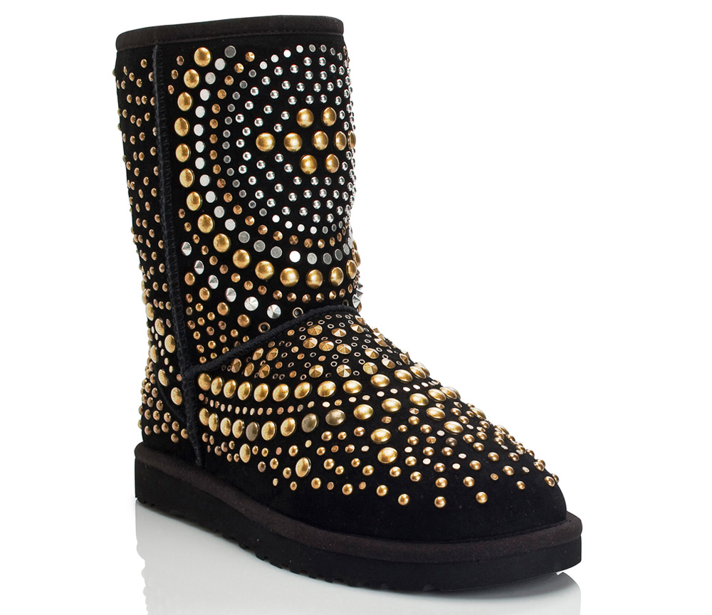 Limited Edition UGG Botts by Jimmy Choo