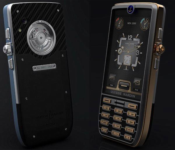 Ulysse Nardin Chairman Phone