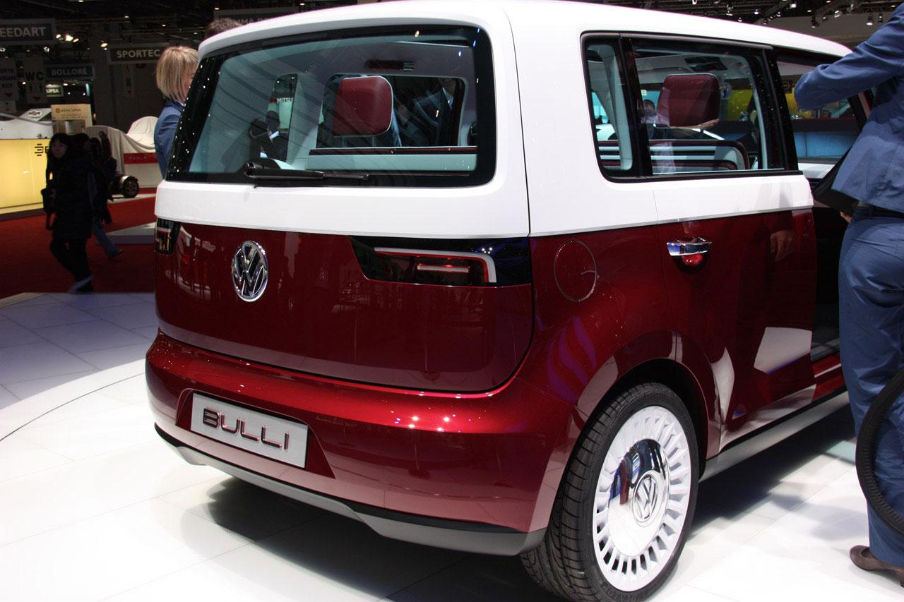 Volkswagen Unveils New VW Bulli Concept at Geneva Auto ...