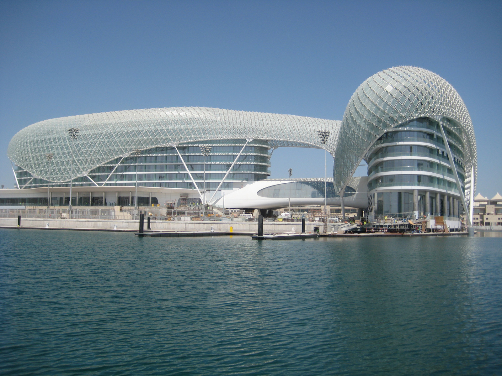 Yas Marina - Yacht Club