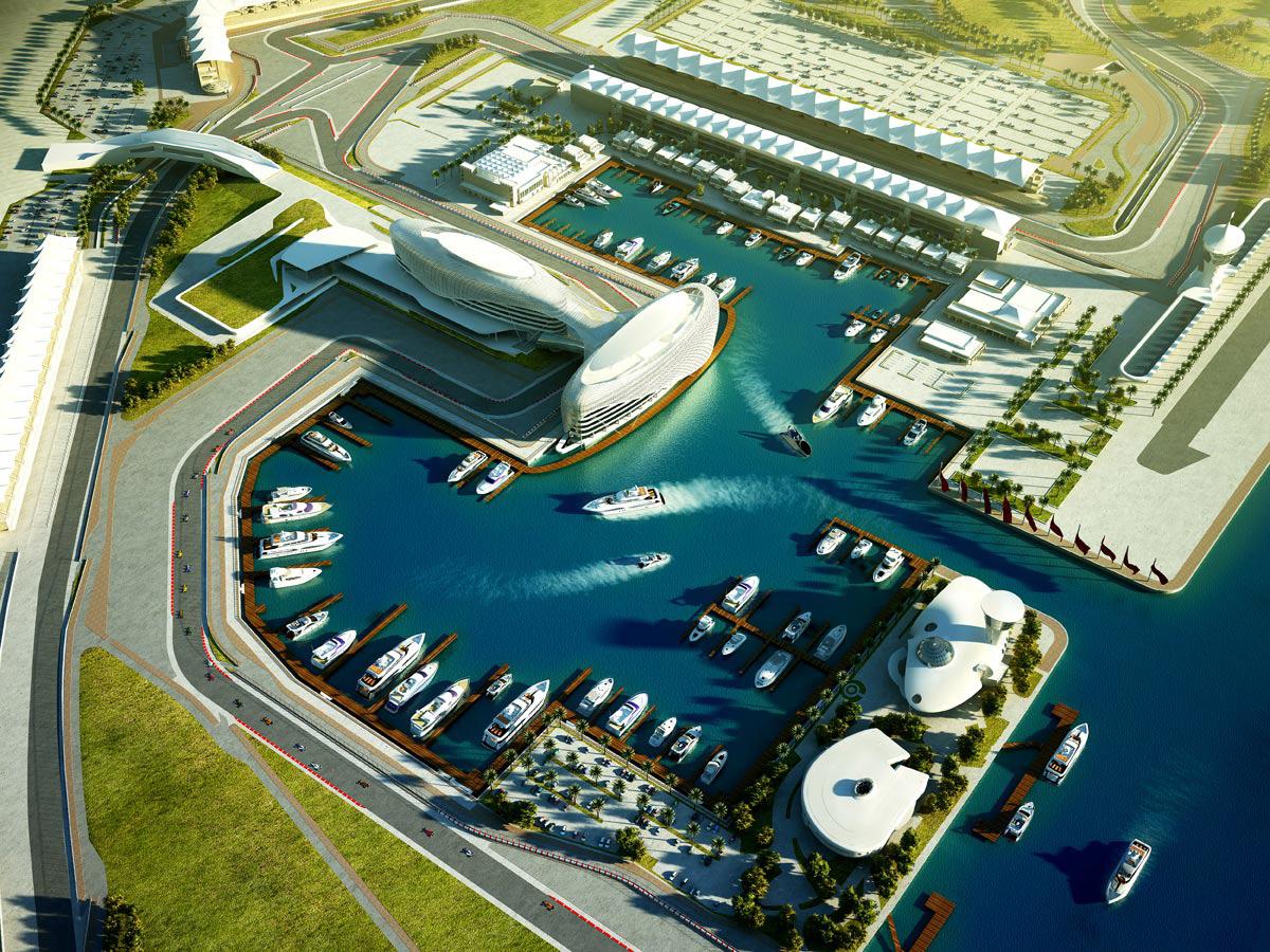 Yas Marina, Abu Dhabi
