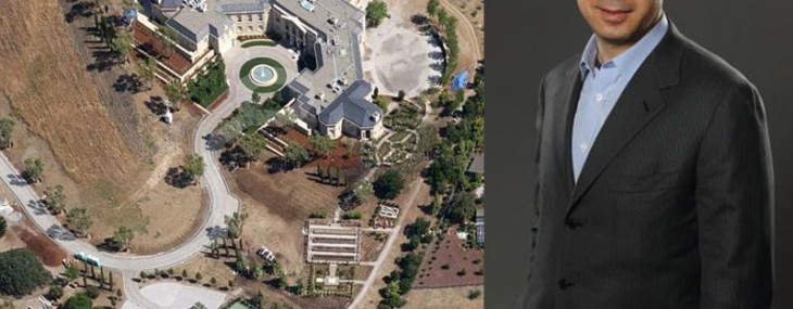 Yuri Milner Buys $75million Silicon Valley Mansion