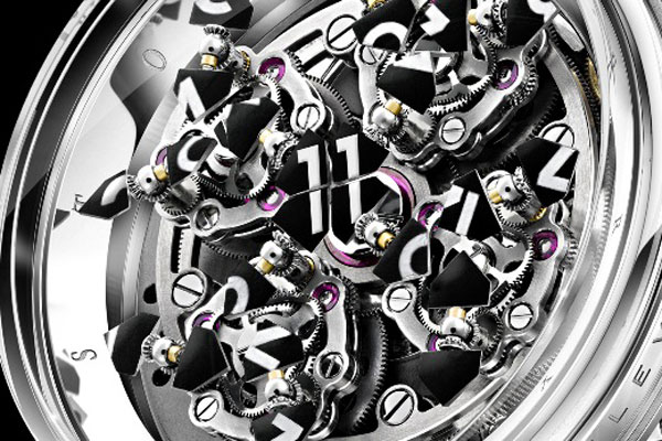 Harry Winston Opus 11 Watch