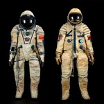 Two Second Hand Space Suits up for Sale at Bonhams