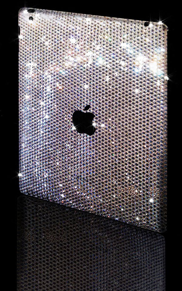 Swarovski iPad 2 Case by CrystalRoc