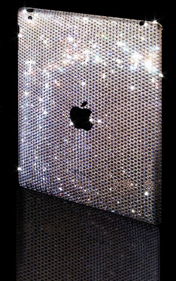 Swarovski iPad 2 Case by CrystalRoc