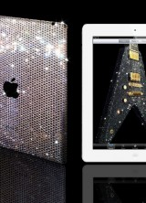 First Swarovski iPad 2 by CrystalRoc