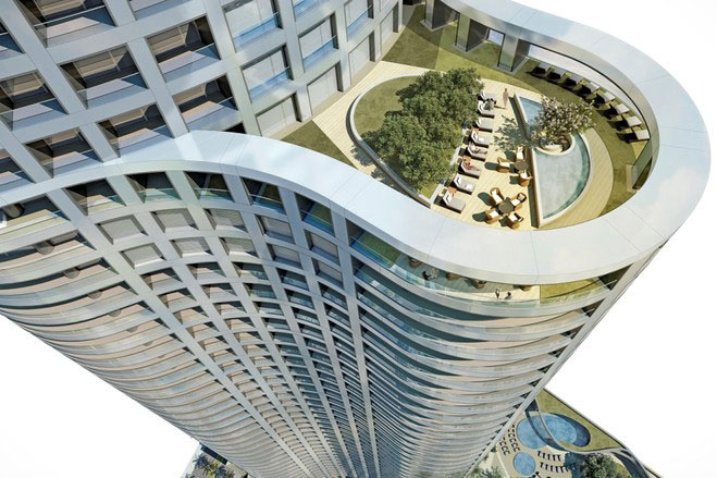 Wold One - World's Tallest Residental Building