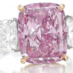10.09 Carats Fancy Vivid Purple-Pink Diamond Fails to Sell at Christie's