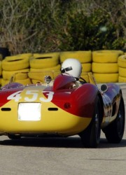 Inaugural Villa d'Este Auction Features 1957 Ferrari 500 TRC Spider by Scaglietti