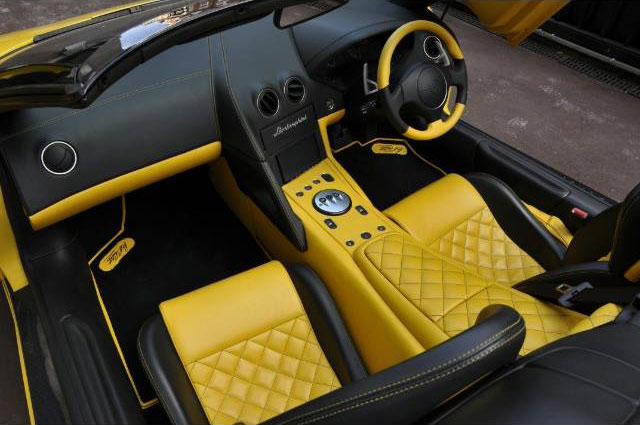 2008 Lamborghini LP640 Roadster