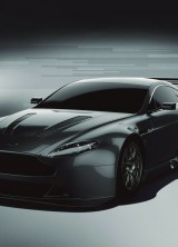2012 Aston Martin Vantage GT3 Race Car Unveiled
