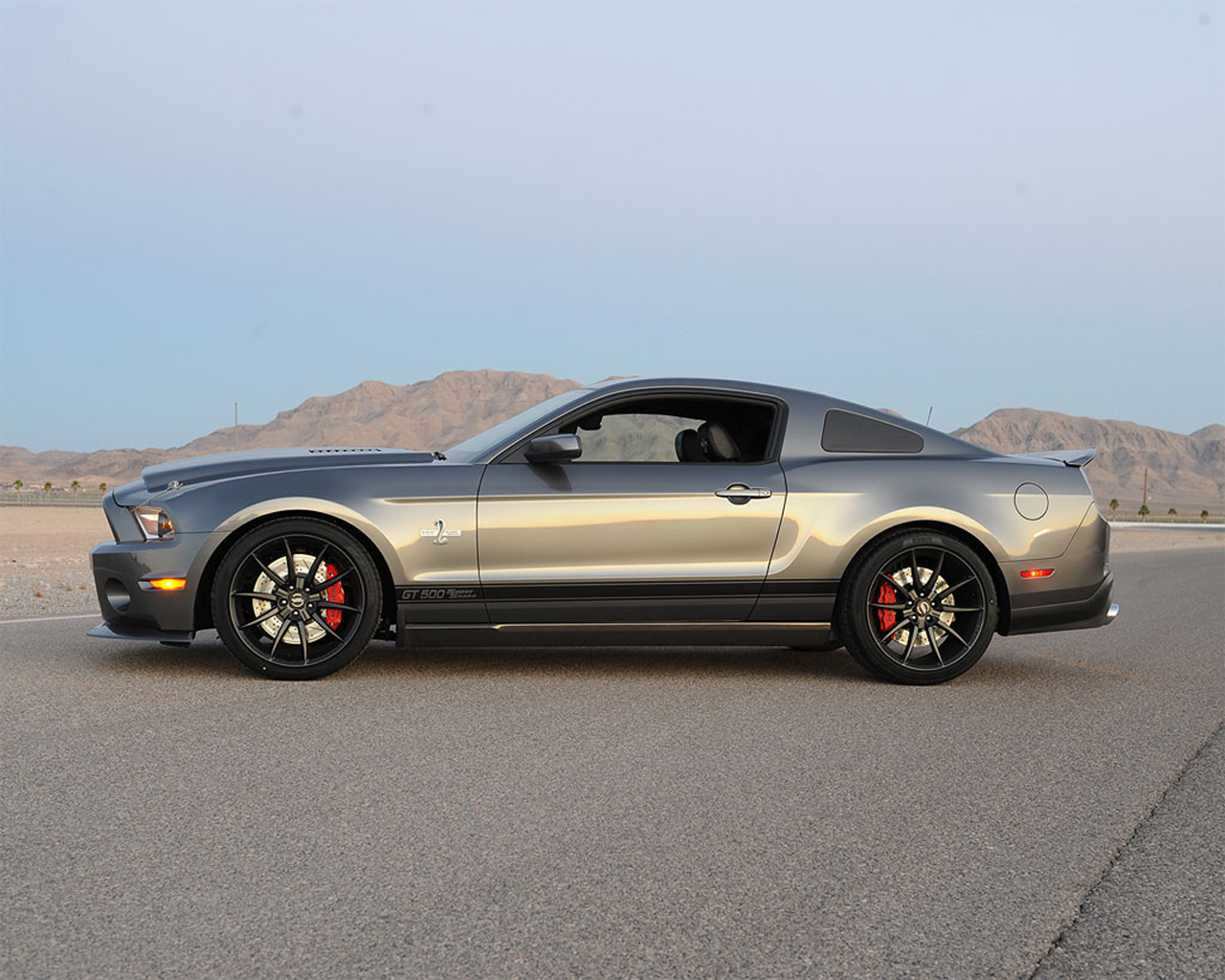 Mustang Shelby GT500 Super Snake