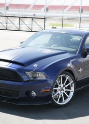 Shelby GT500 Super Snake – 800hp Mustang on the Way