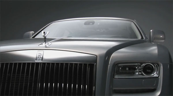 Rolls-Royce Ghost Extended Wheelbase Unveiled at the Shanghai Motor Show