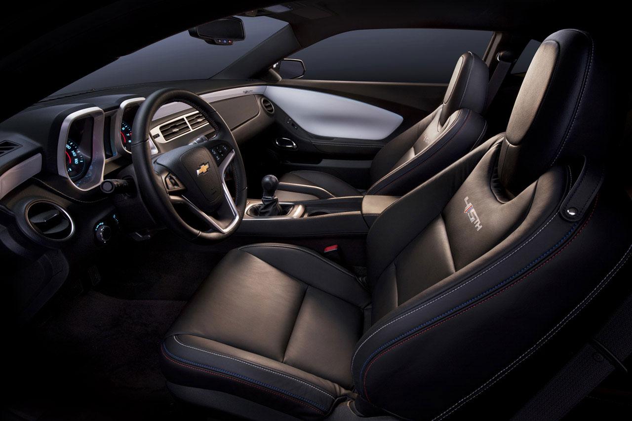 45th Anniversary Edition Camaro